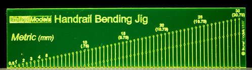 Handrail Bending Jig - Metric