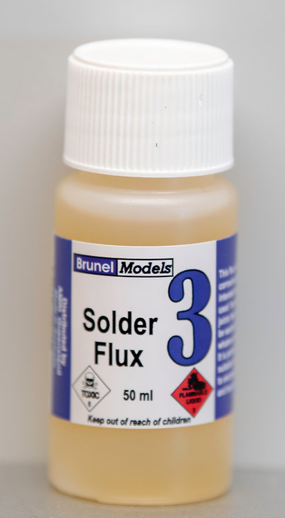 Solder Flux No: 3. 50ml