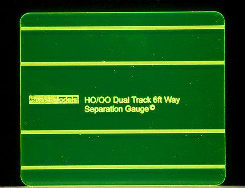 Track Separation Gauge for HO/OO