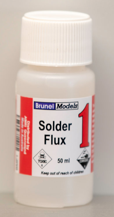 Solder Flux No: 1. 50ml