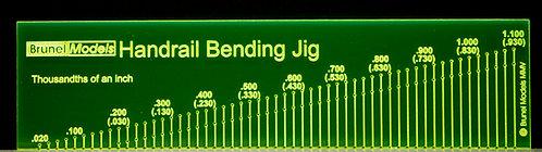 Handrail Bending Jig - Imperial