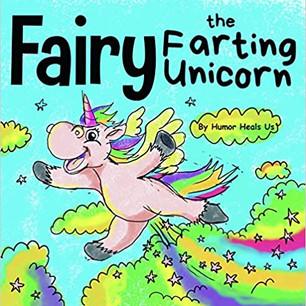 Fairy the Farting Unicorn Book