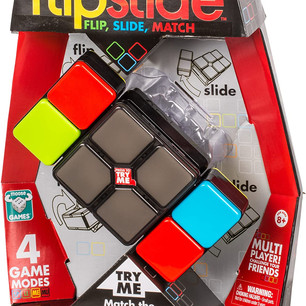 Flipside Game - Electronic Rubix Cube