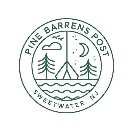 Pine Barrens Post Logo - Freshcoln Farms