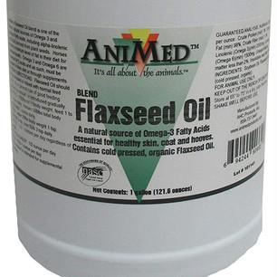 AniMed Flaxseed Oil