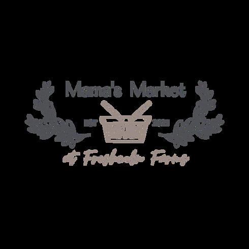 Mama's Market Logo - Transparent Backgro