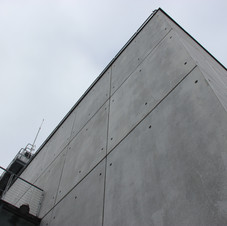 Architecture of the Whitney Museum of American Art