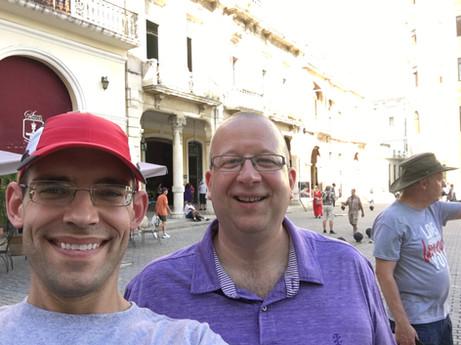 In old Havana