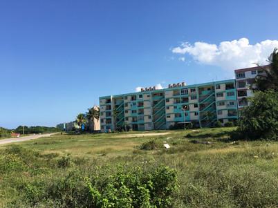 Housing unit in Cuba