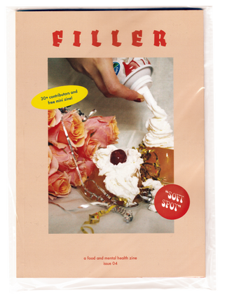Filler issue 04 cover