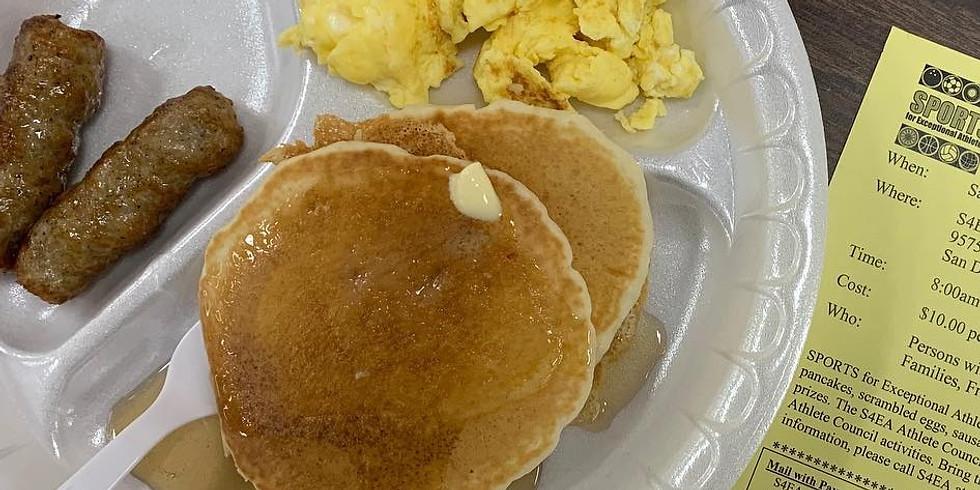 S4EA Pancake Breakfast