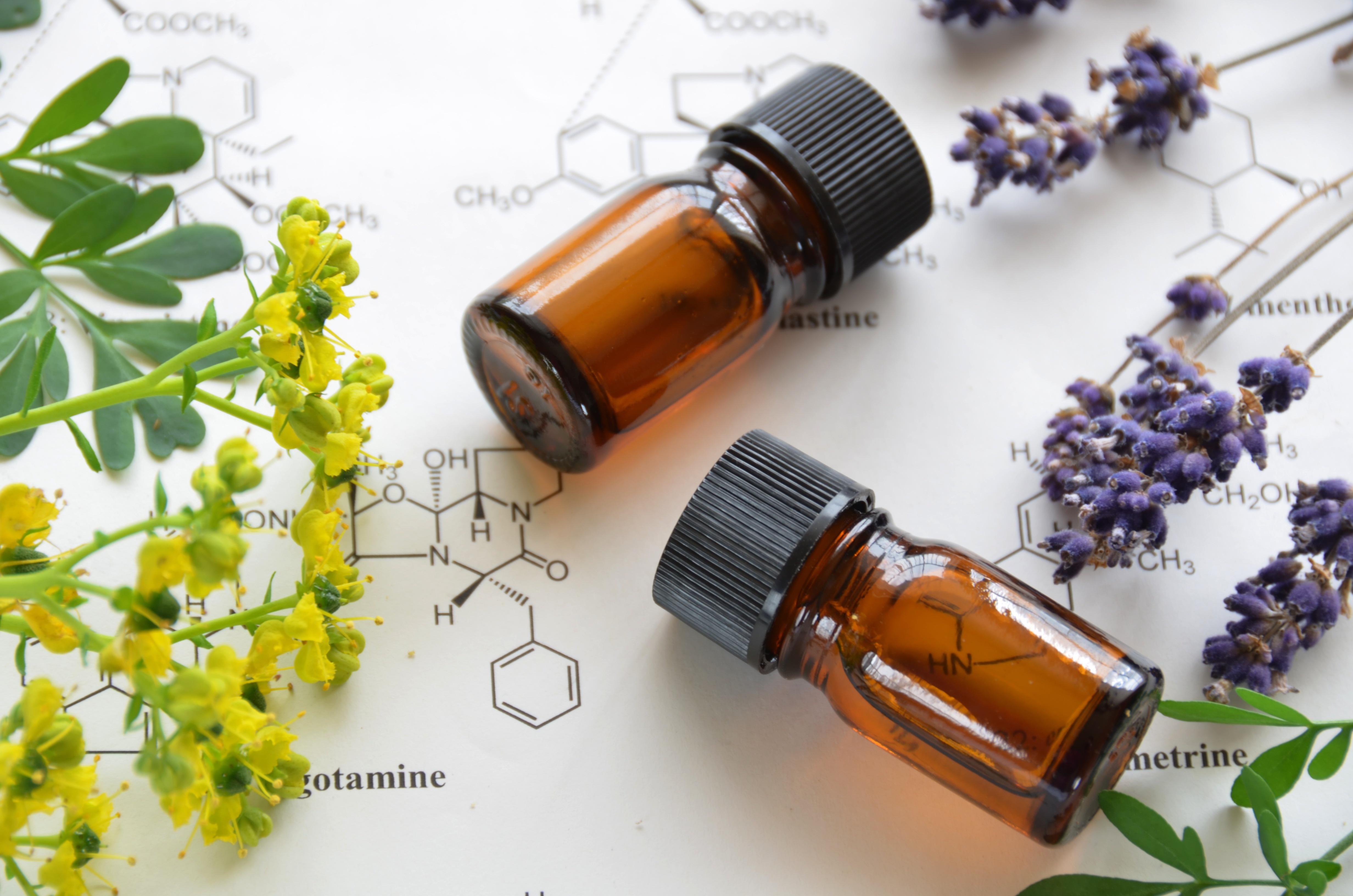 chemistry & samples