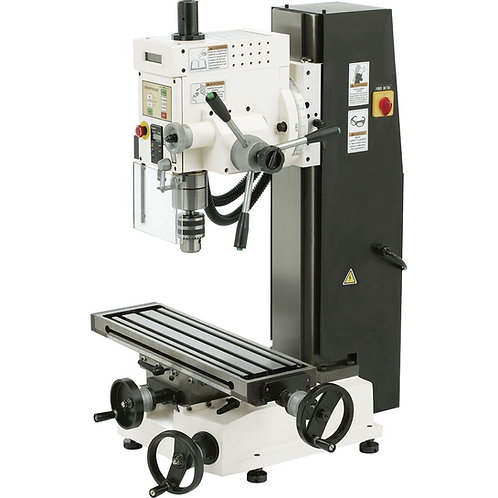 "M1111 6"" x 21"" Deluxe Variable Speed Mill / Drill"