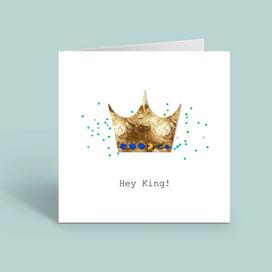 Hey King !