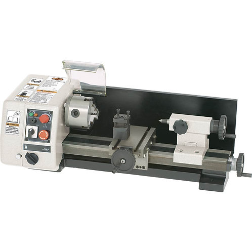 "M1015 6"" x 10"" Mini Metal Lathe"