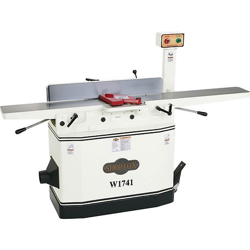 "W1741 8"" Jointer with Adjustable Beds"