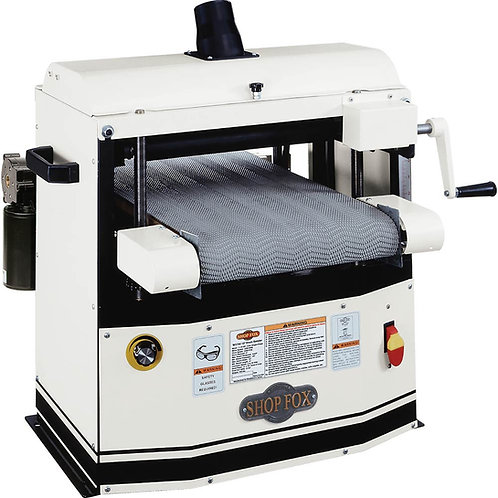 "W1740 12"" Bench-Top Drum Sander"