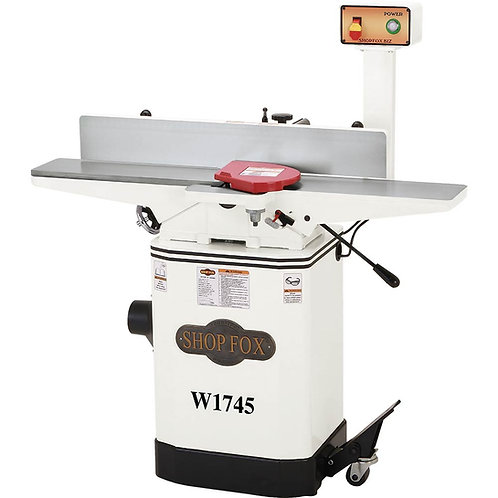 "W1745 6"" Jointer with Mobile Base"