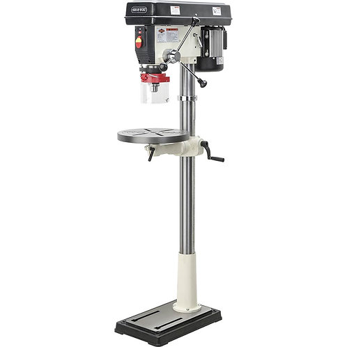 "W1680 1 HP 17"" Floor Model Drill Press"