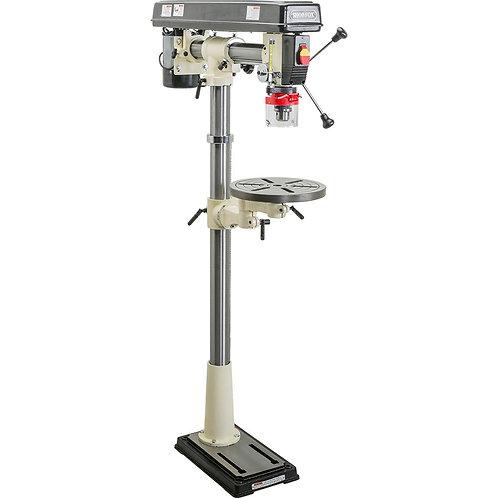 "W1670 1/2 HP 34"" Floor Radial Drill Press"