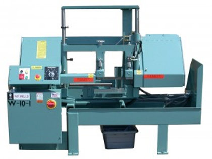 W.F. WELLS - MODEL W-10-1 DUAL POST BANDSAW