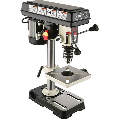 "W1667 1/2 HP 8-1/2"" Bench-Top Oscillating Drill Press"
