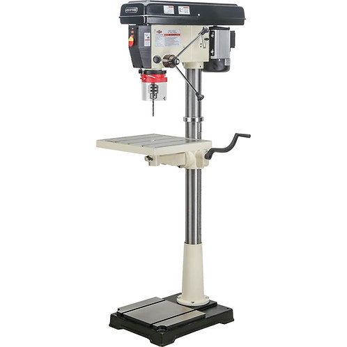 "M1039 1-1/2 HP 20"" Floor Drill Press"