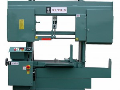 W.F. WELLS - MODEL H-2024-1 DUAL POST BANDSAW