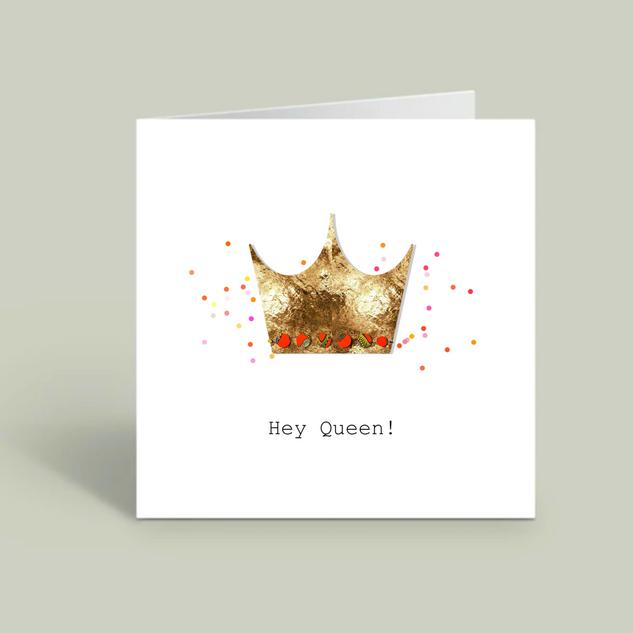 Hey Queen !