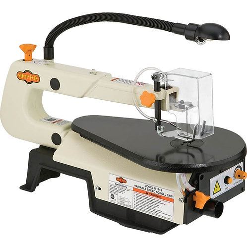 "W1713 16"" Variable Speed Scroll Saw"