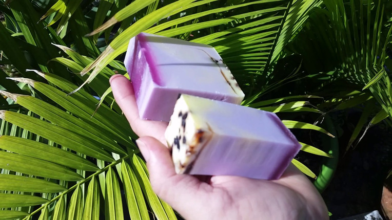 Hawaiian Hibiscus Soap