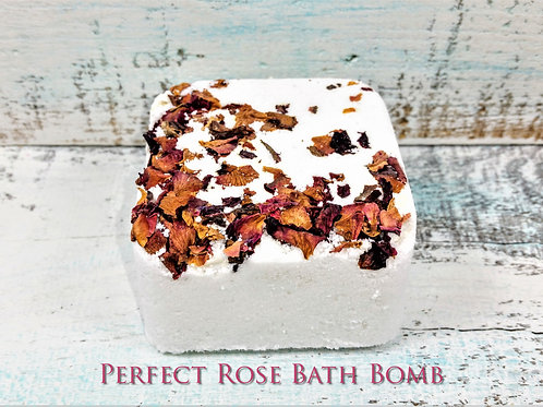 Perfect Rose Bath Bomb