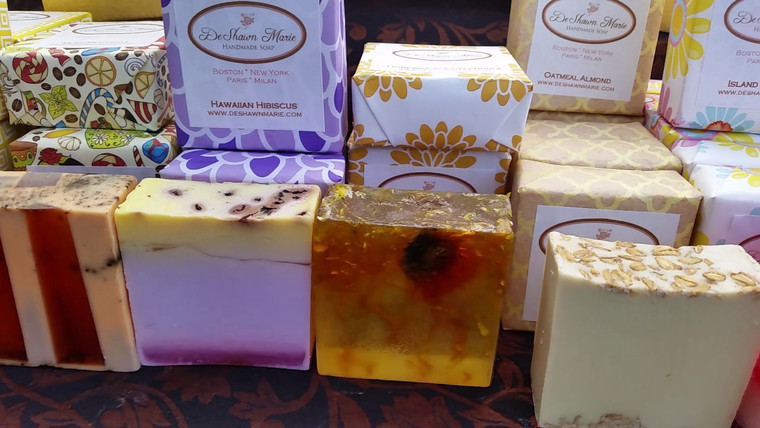 DeShawn Marie Handmade Soap Collection