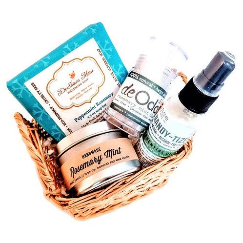 Rosemary Mint Gift Set