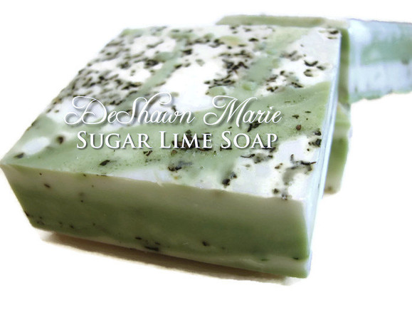Sugar Lime Soap