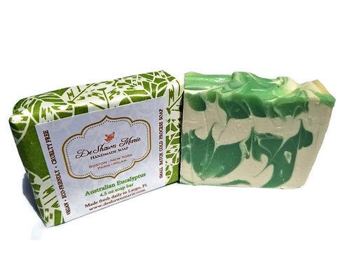 Australian Eucalyptus Soap