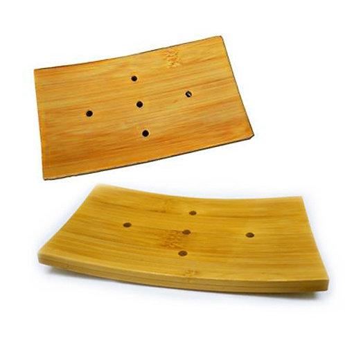 Large Bamboo Soap Dish