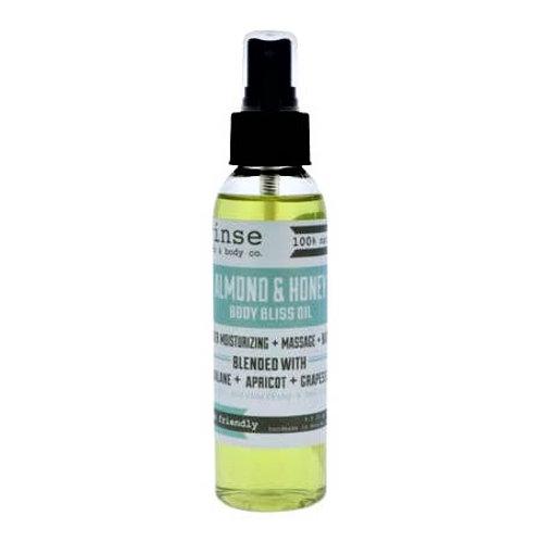 Almond Honey Body, Bath, Massage Oil