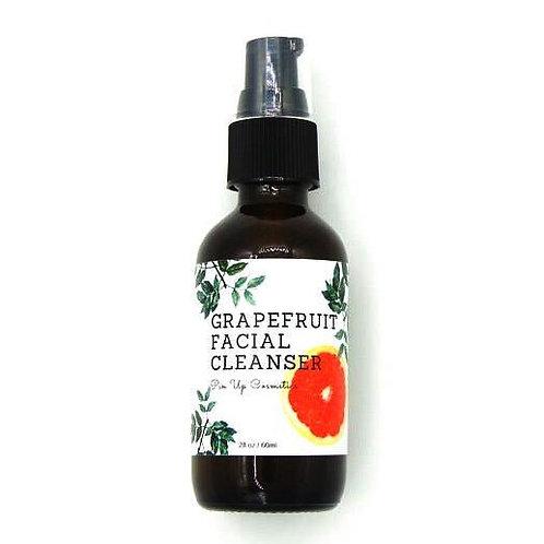 Grapefruit natural face cleanser