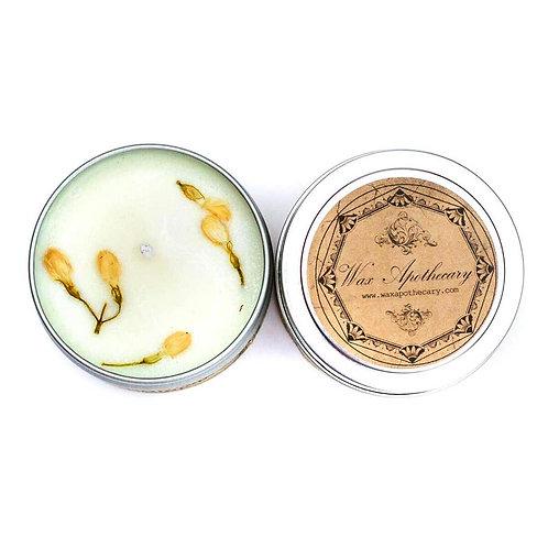 Night blooming jasmine botanical candle