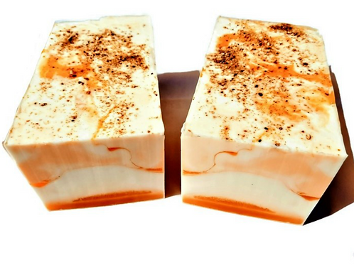 Orange Neroli Soap Loaf