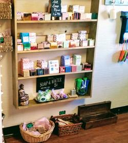 Soap Shelves