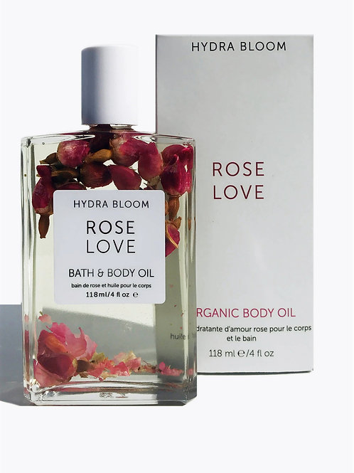 Rose Love Bath & Body Oil