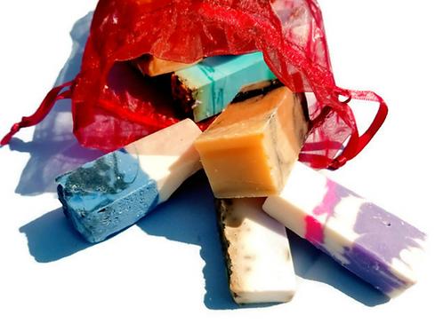 1lb Assorted Soap Sampler