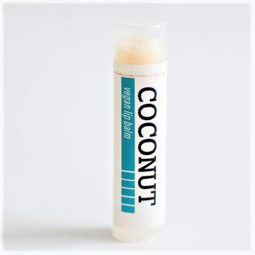 Coconut Vegan Lip Balm