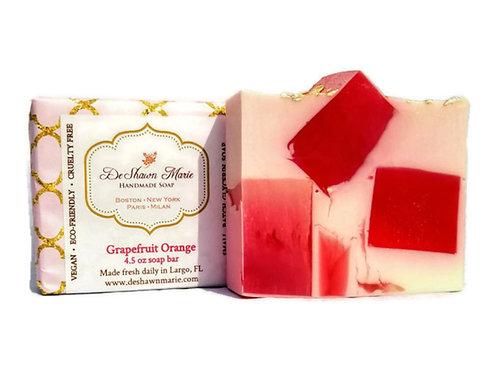 Grapefruit Orange Soap