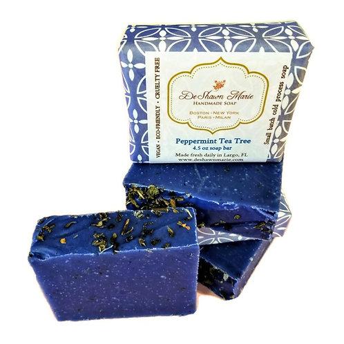 Peppermint Tea Tree Soap