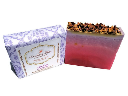 Lilac Rose Soap