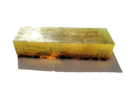 Honeysuckle Calendula Soap Loaf