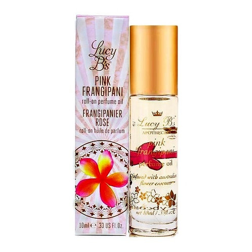 Pink Fragipani Roll on Parfum